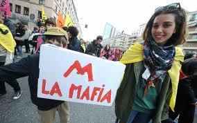 manifestazione libera no mafia