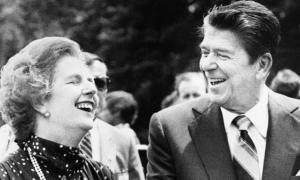 reagan thatcher1