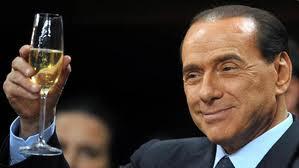 Berlusconi feste