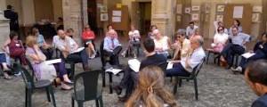 riunione cittadini