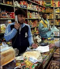 negozi immigrati