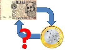 passaggio euro lira