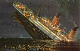 nave Italia affonda