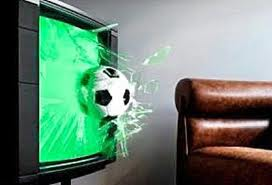 calcio e tv