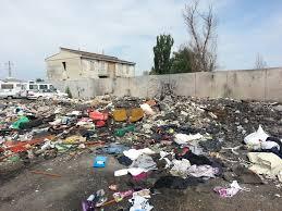 campo rom via di salone