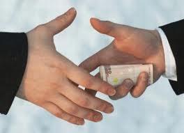 corruzione minaccia all'economia