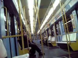 passeggeri metro c