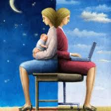 madre lavoratrice