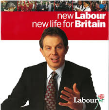 Blair new labour