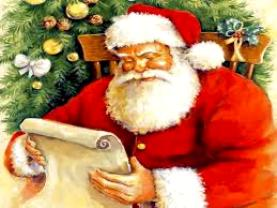 lettera a Babbo Natale SSN