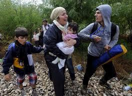 migranti fuga