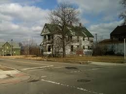 Detroit abbandonata
