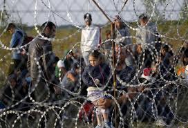 migranti muri