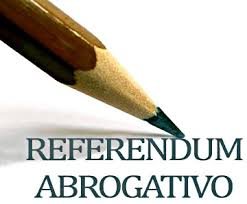 raccolta firme referendum