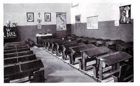 scuola del passato
