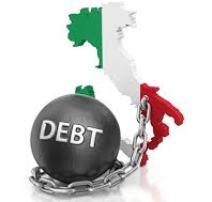 debito pubblico Italia