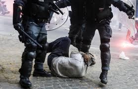violenza polizia