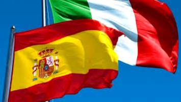 confronto Italia Spagna