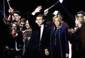 elezione Macron