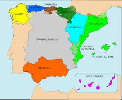 Spagna autonomie