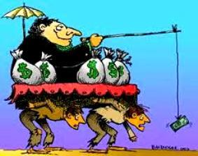disuguaglianza ricchi e poveri