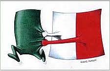 Italia in fuga
