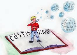 insegnamenti dalla costituzione