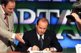 contratto con gli italiani
