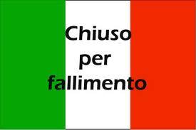 fallimento Italia