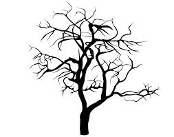 Italia albero spoglio