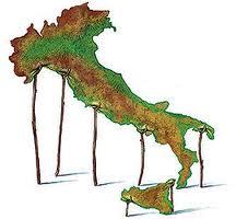 fragilità territorio Italia